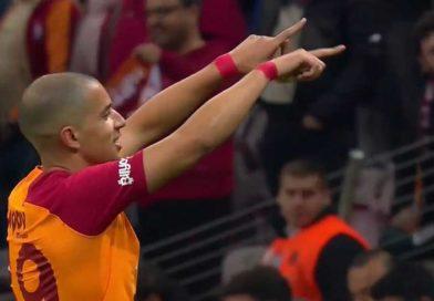 Feghouli auteur d'un but et de deux passes décisives face à Antalyaspor, vidéo