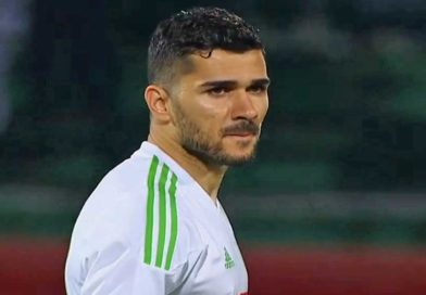 Les verts : Mehdi Abeid ( Dijon) en route vers le FC Nantes