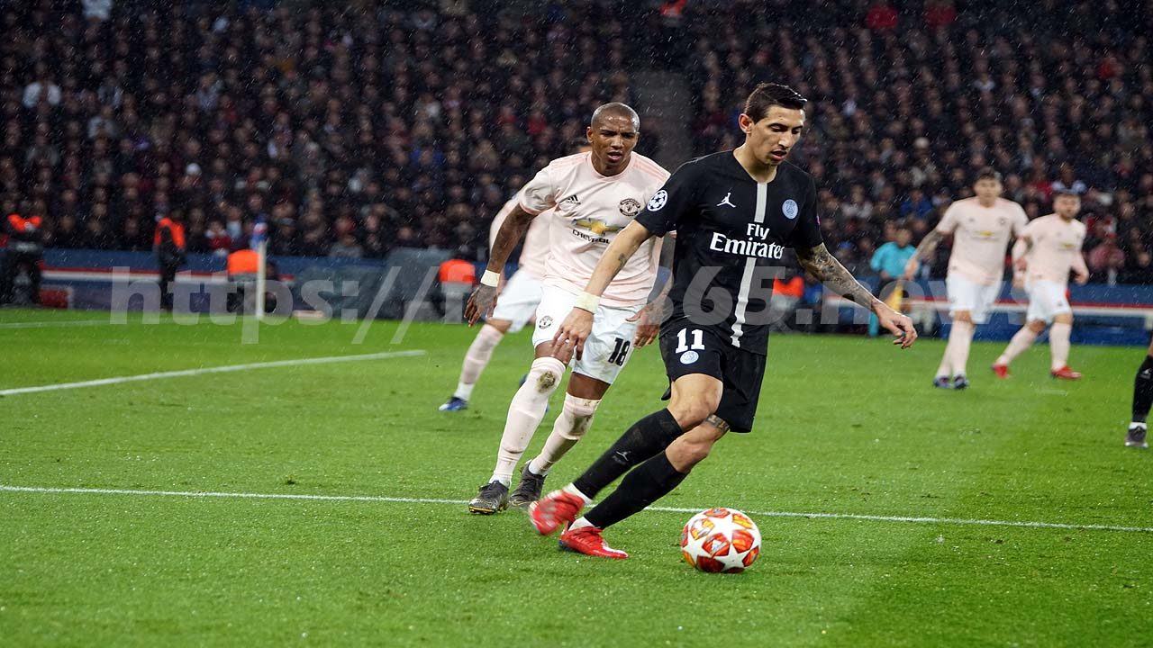 France : Angers – Paris SG (0-1)