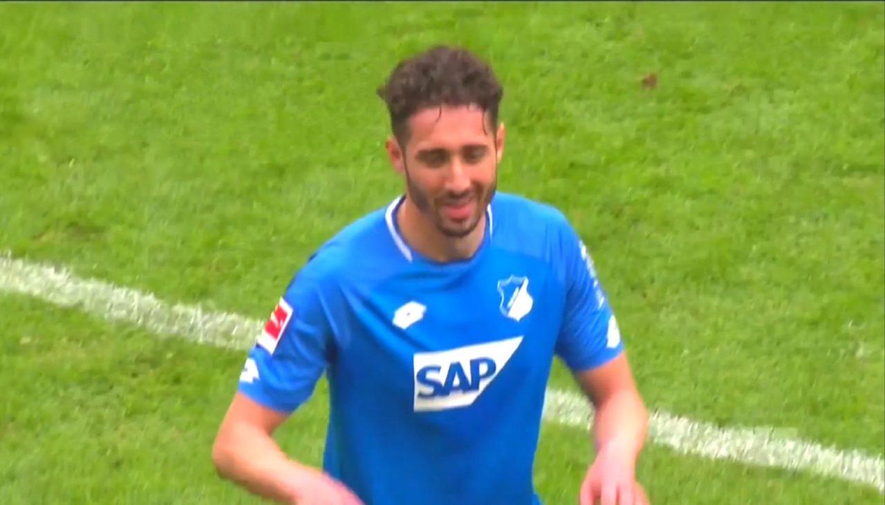 Le doublé d'Ishak Belfodil avec Hoffenheim face à Schalke 04