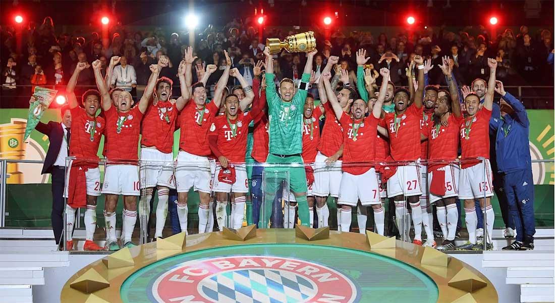 Bundesliga : Bayern Munich – Fribourg (2-1)