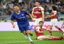 Hazard Assomme Arsenal et offre à Chelsea sa 2e Ligue Europa , vidéo