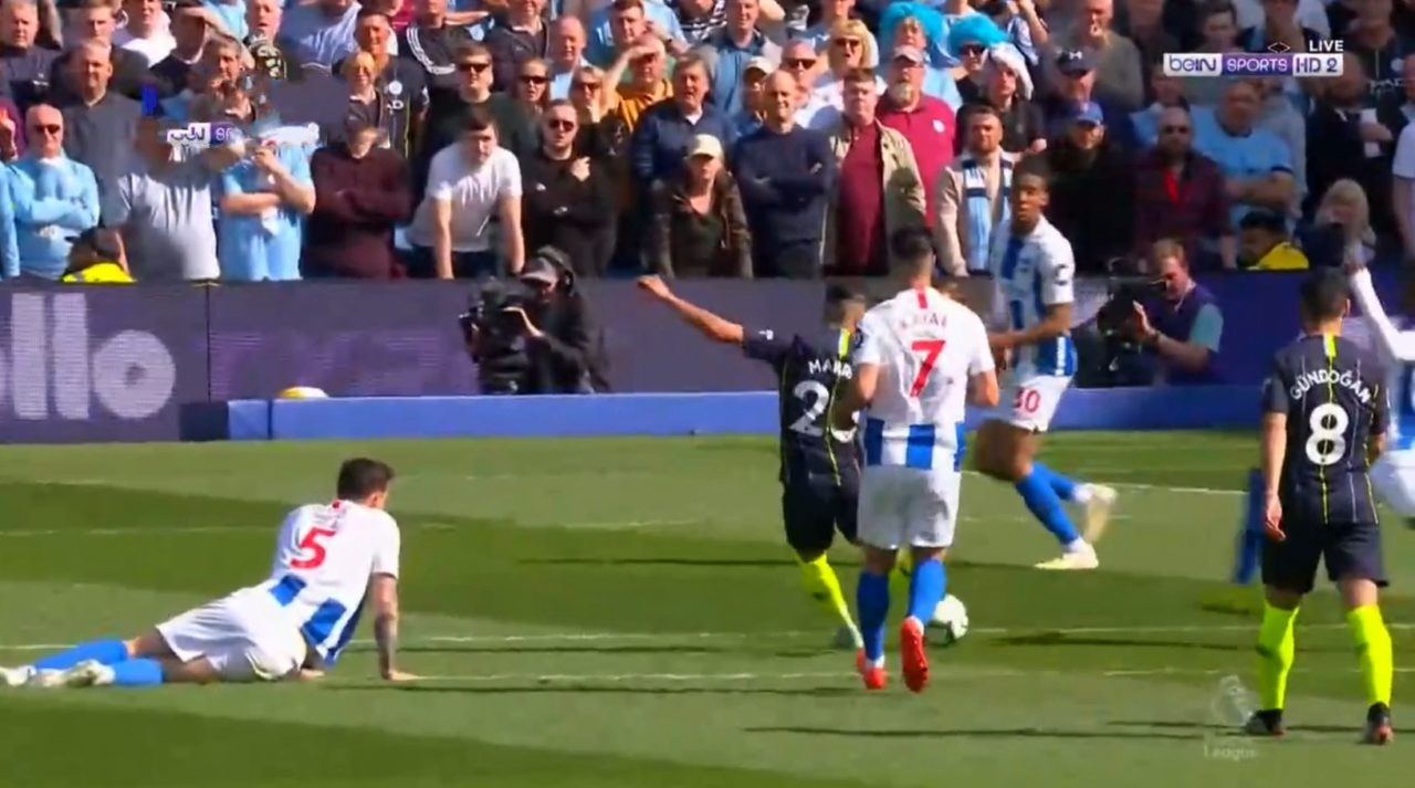 Le magnifique but de Mahrez face à Brighton
