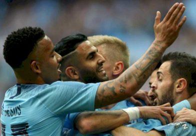 C1 : Manchester City surprend le Real Madrid à Bernabeu 2-1 et Lyon bat la Juventus 1-0, vidéo