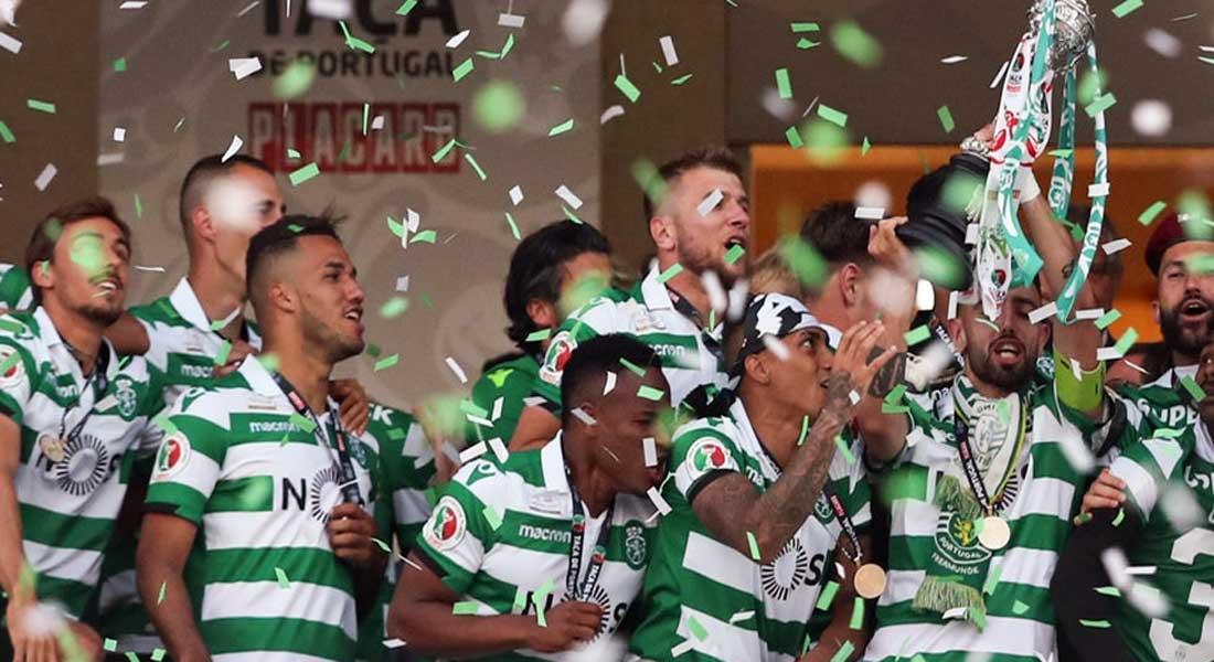 Coupe du Portugal : Sporting Lisbonne 2 – FC Porto 2