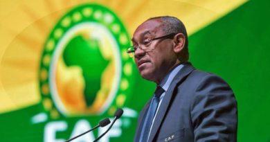 Le président de la CAF Ahmad Ahmad placé en garde à vue puis relâché par les autorités françaises