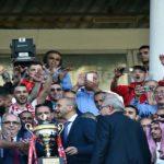 Le CRBelouizdad remporte sa 8e coupe d'Algérie et égale le record du MCA, de l'USMA et de l`ESS, vidéo
