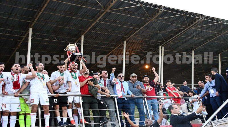 Coupe d'Algérie-2019: le Wali d'Alger organise une cérémonie en l'honneur du CRB à l'hôtel El Djazair