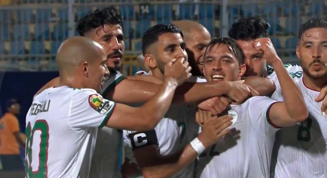 CAN 2019 : Algérie 2 – Kenya 0 , vidéo