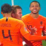 Ligue des nations: Les Pays bat l'Angleterre 3-1 et affrontera le Portugal en finale