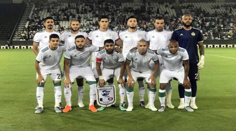 Préparation CAN 2019: L'Algérie bat le Mali 3/2 ,  Andy Delort signe son premier but avec les verts.
