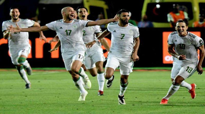 CAN 2019 ALGERIA