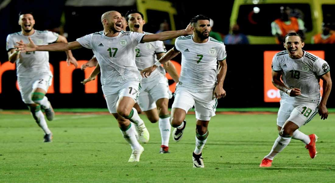 Algérie – Nigéria : Les réactions de Mahrez-Feghouli-Belaïli-et de Belmadi