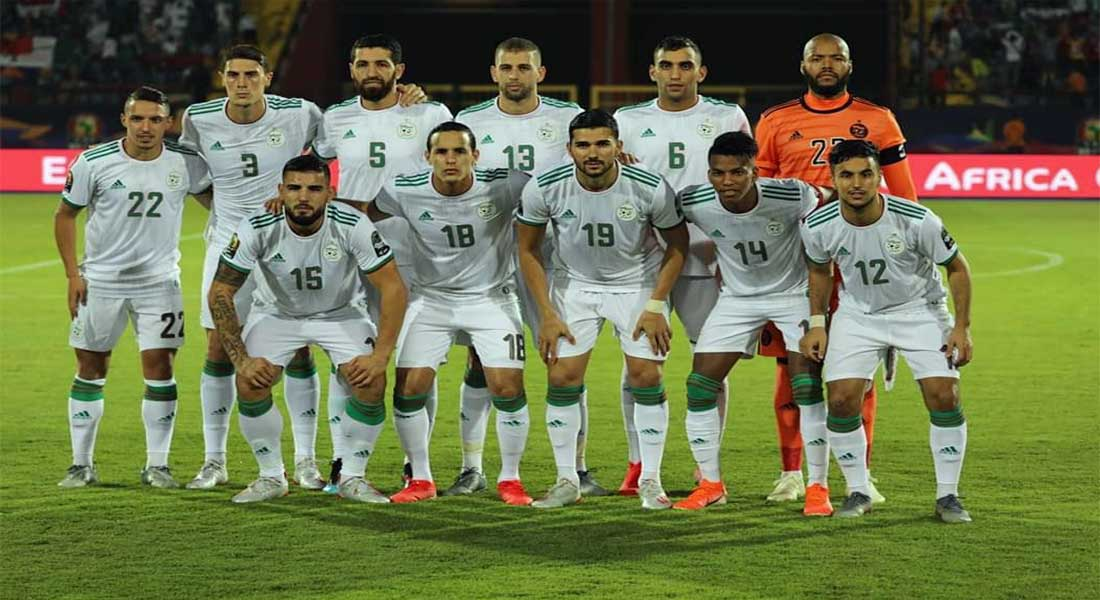 CAN 2019 : Algérie 3 – Guinée 0 , la vidéo des buts