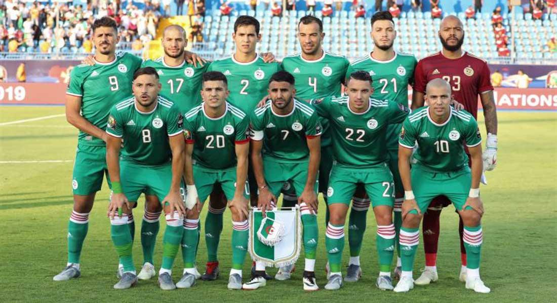 CAN 2019 : Algérie 2 – Nigéria 1 , l'Algérie est en finale
