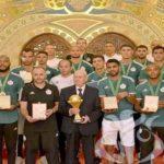 CAN-2019: Les «verts» reçoivent des médailles de l'ordre du mérite national