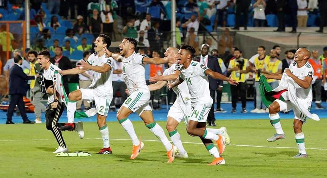CAN 2019 : L'Algérie Roi d'Afrique : Algérie 1 – Sénégal 0