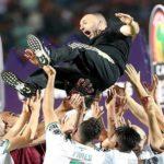 The Best Coach : Notre DB national en position
