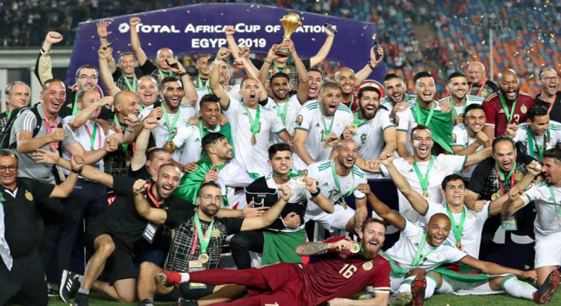 Finale CAN 2019 : Les réactions de Belmadi et des joueurs après le sacre final