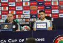 Algérie – Nigéria : Abeid et Belmadi en conférence de presse et Gassama et un assistant Sénégalais pour diriger le match