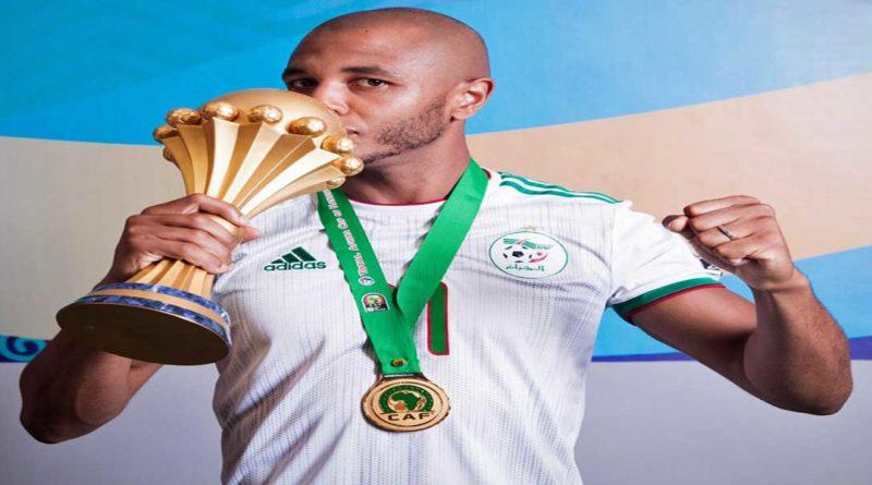 Mercato : Yacine Brahimi très proche de Al Rayyan SC ( Qatar)
