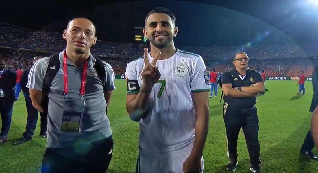 Le Clip du sacre final de l'Algérie à la CAN 2019