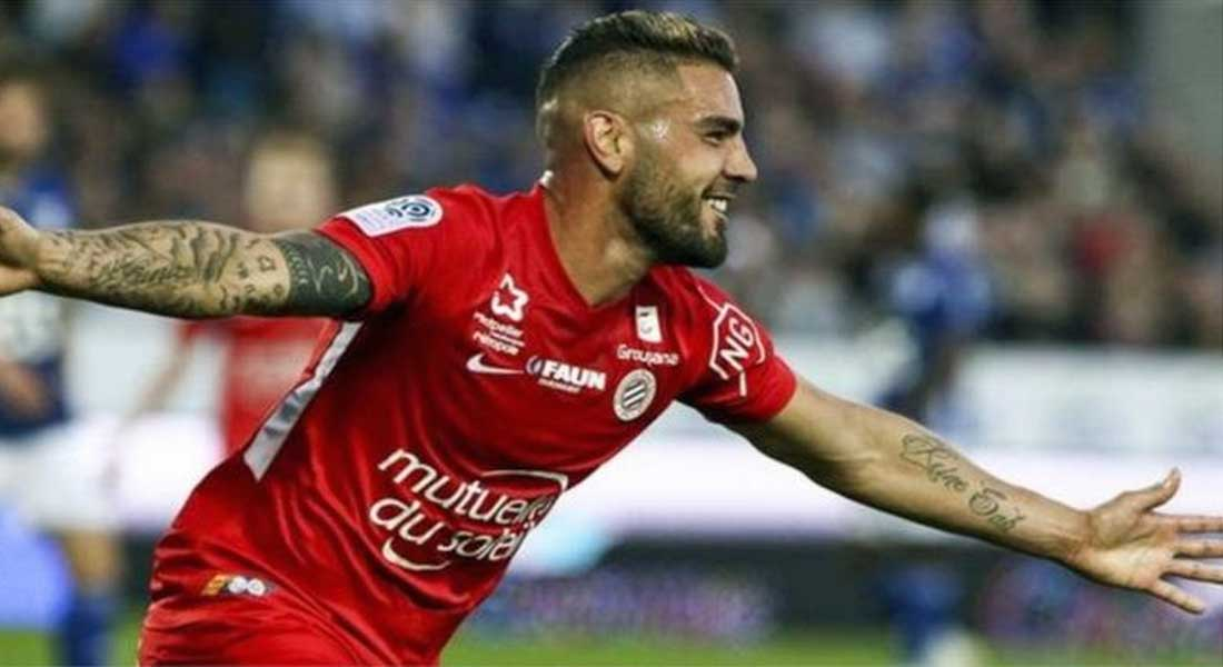 Le but d'Andy Delort contre Bordeaux