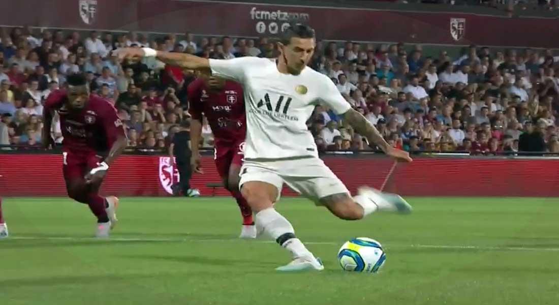 France : Metz 0 – PSG 2