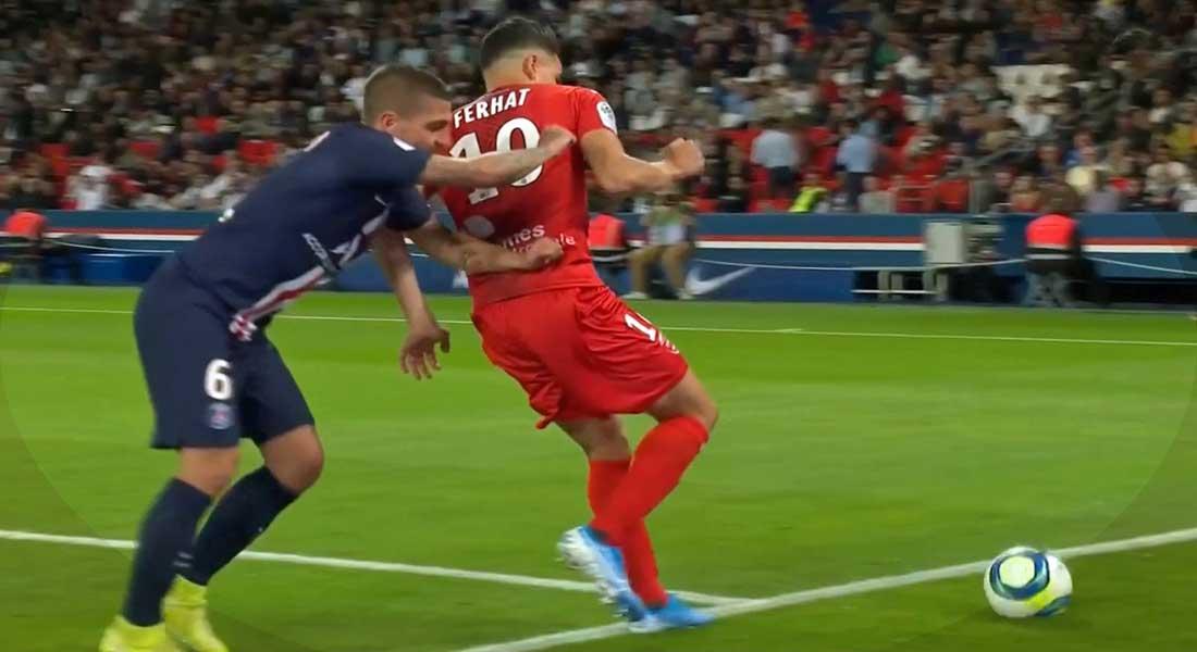 Ligue 1 : PSG – Nîmes (3-0) , le match de Ferhat