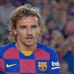 Liga : Le FC Barcelone bat le Betis de Seville 5- 2, avec un doublé de Griezmann , vidéo