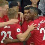 Premier League : Manchester United 4 – Chelsea 0 , vidéo