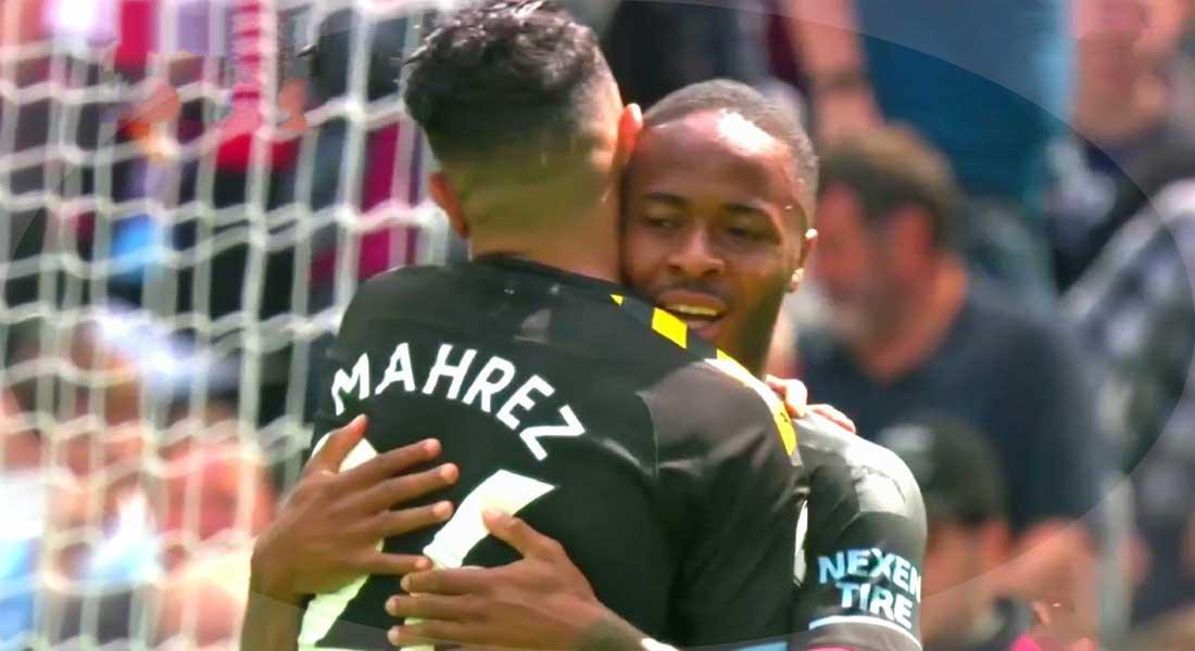 West Ham 0 – Manchester City 5, Mahrez deux fois passeurs décisif