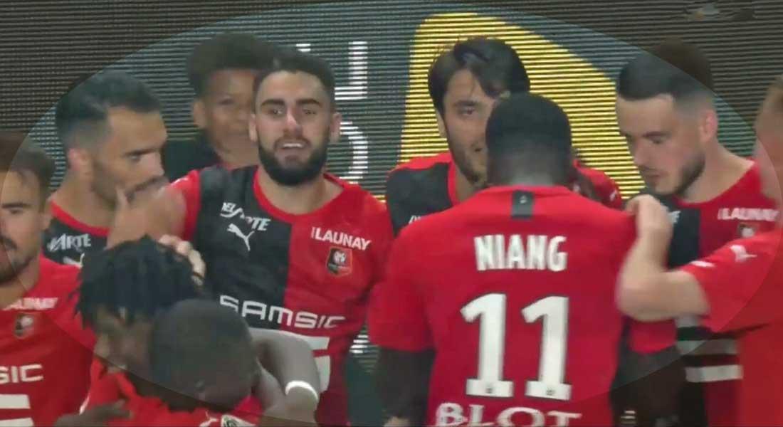 France : Rennes 2 – Paris SG 1