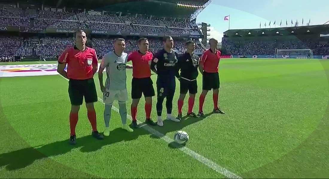 Liga : Celta Vigo 1 – Real Madrid 3