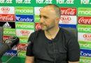 Vidéo : L'interview accordé par Djamel Belmadi à la chaîne nationale algérienne