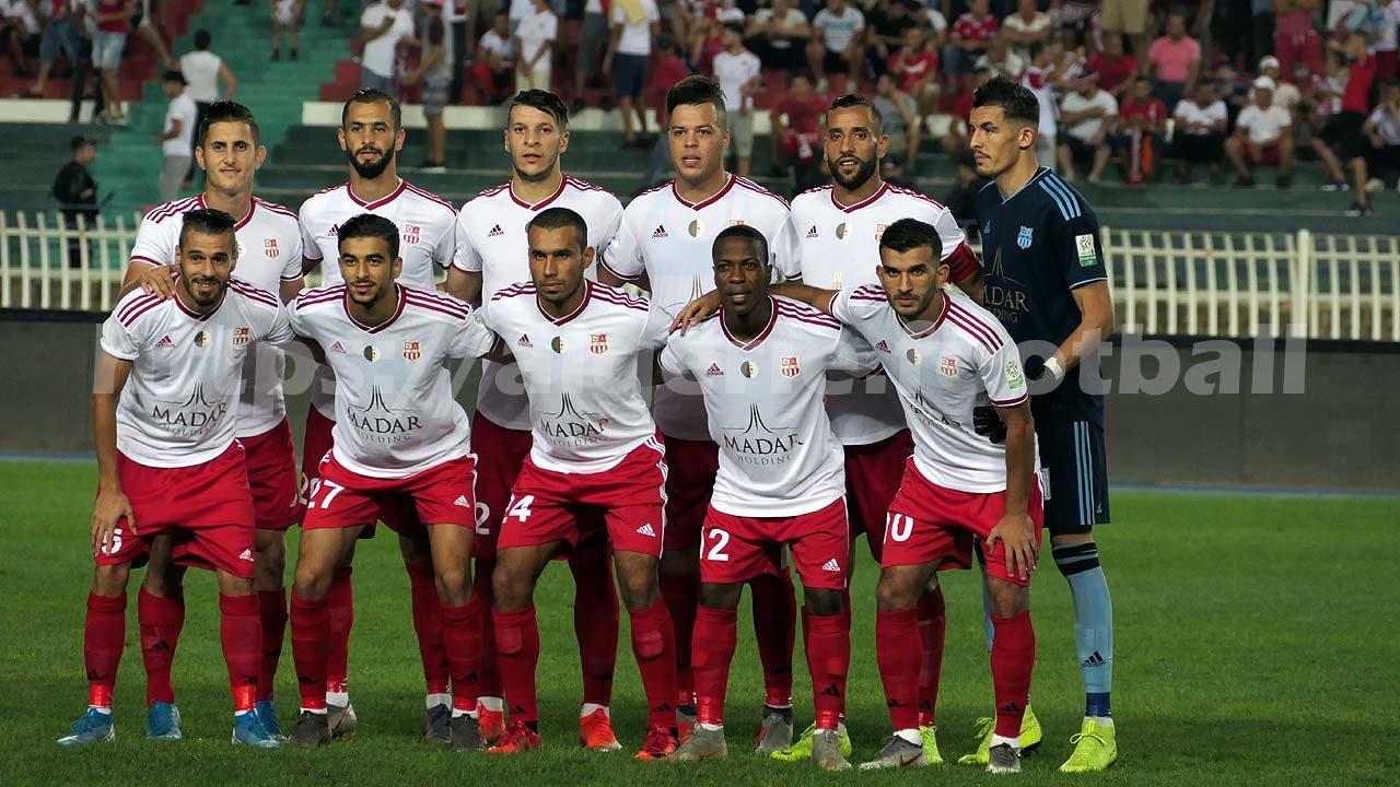 Coupe de la CAF : Pyramids 1 – CRBelouizdad 1