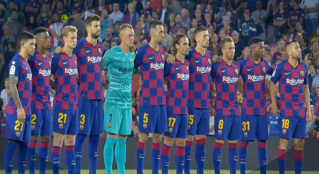 Liga : FC Barcelone 1 – Real Sociedad 0