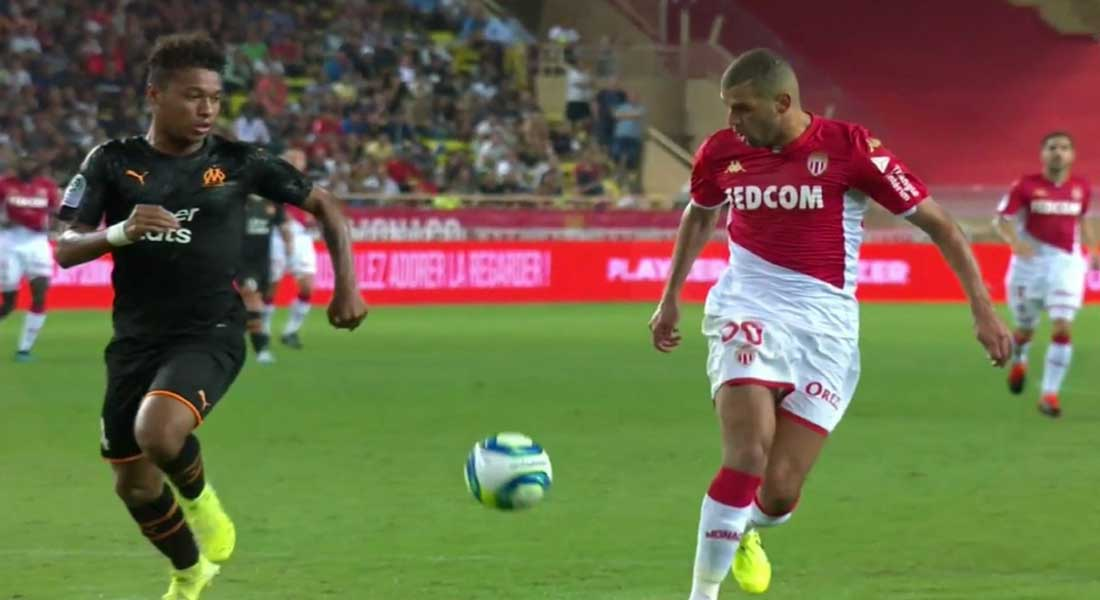 France : Monaco 3 – Nice 1