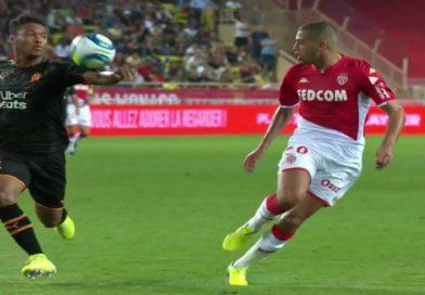 France : Monaco – Marseille (3-4) , le match de Slimani, vidéo