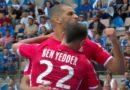 Vidéo : Le big match de Slimani avec Monaco face avec Brest : 1 but et trois passes décisives