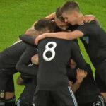 Amical : Allemgane – Argentine ( 2-2), chaque équipe a eu sa mi-temps, vidéo