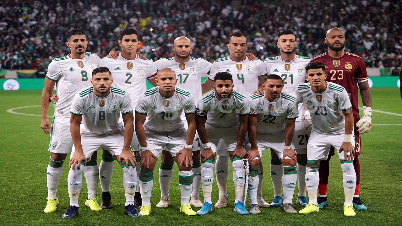 Algérie 5 – Zambie 0
