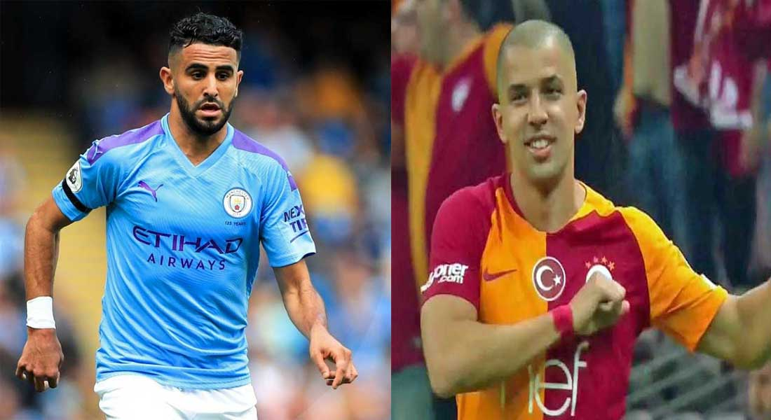 Mahrez et Feghouli respectivement face à Fulham et Konyaspor