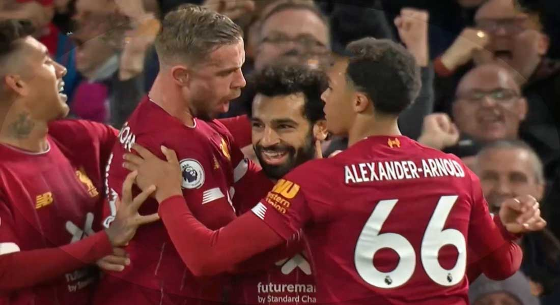 PL : Liverpool 3 – Arsenal 1