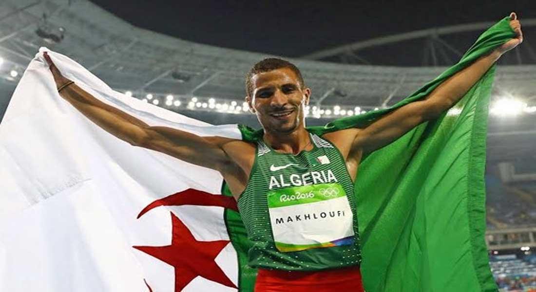 Mondial de Doha : Makhloufi remporte la médaille d'argent au 1500 m