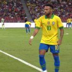 Amical :  Brésil 1 – Nigéria 1 , la seleçao en manque d'inspiration, et Neymar se blesse vidéo