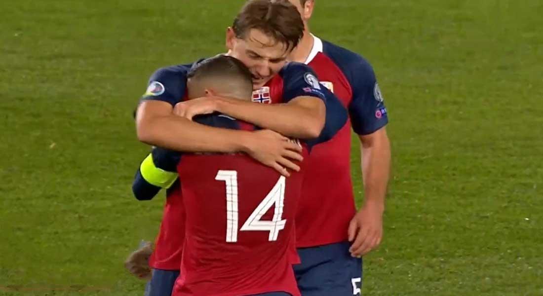 Euro 2020 : Norvège 1 – Espagne 1