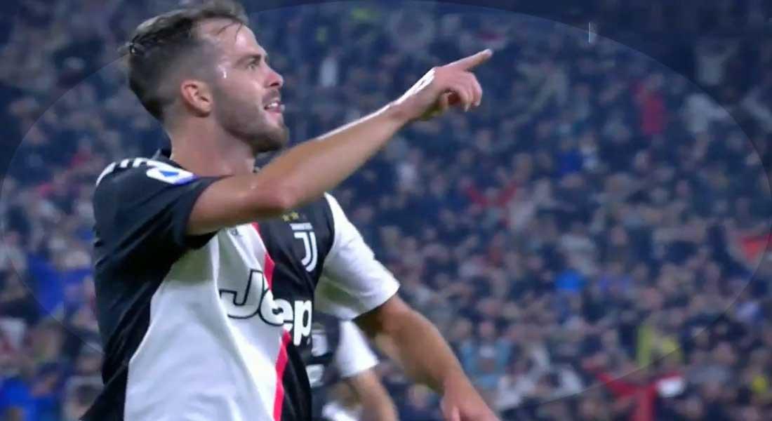 Italie : Juventus de Turin 2 – Bologne 1