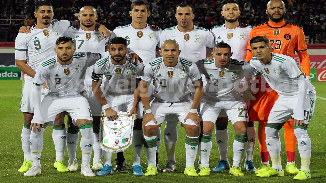 Qualifications Mondial 2022 : Algérie – Niger (6- 1 ) – Vidéo
