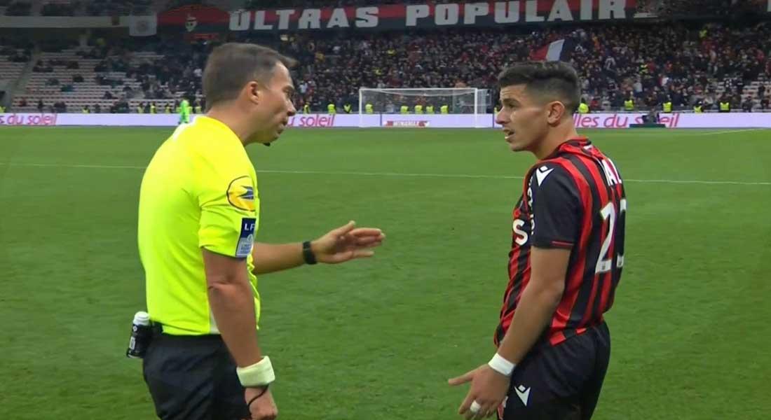 Le match de Youcef Atal et d'Adam Ounas face à Bordeaux